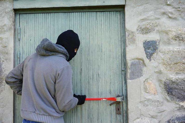 Wie kann man sein Haus vor Diebstahl schützen?