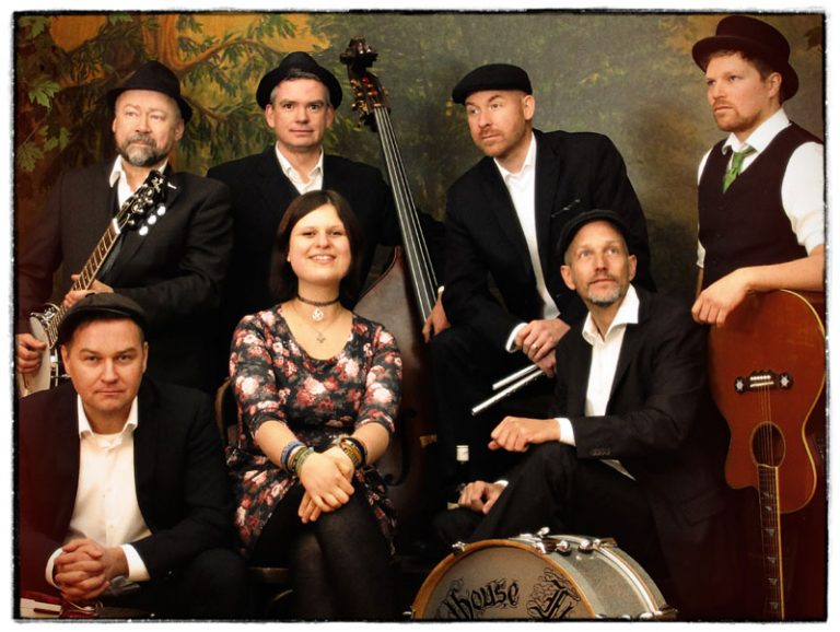 Konzert im KDW Neumünster: Nuthouse Flowers – fast wie die Pogues