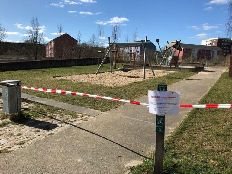Stadt Neumünster: Kinderspielplätze bleiben gesperrt