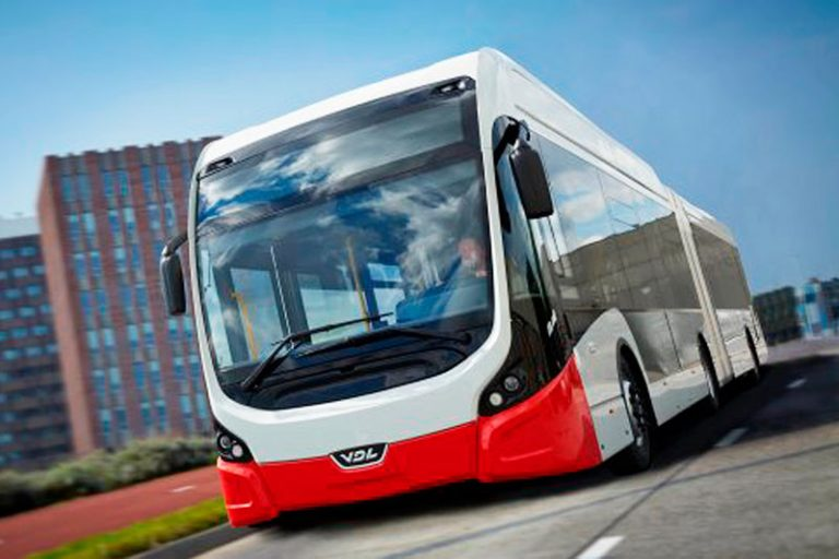 Neumünster: SWN-Verkehr: E-Bus im Testeinsatz