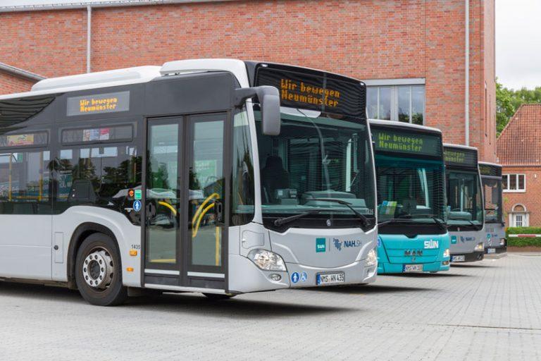 Neumünster – SWN: Zum fünften Mal die freundlichsten Busfahrer