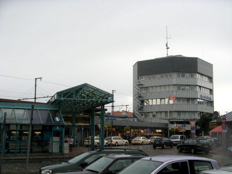 Bahnhofsumfeld Neumünster soll attraktiver werden